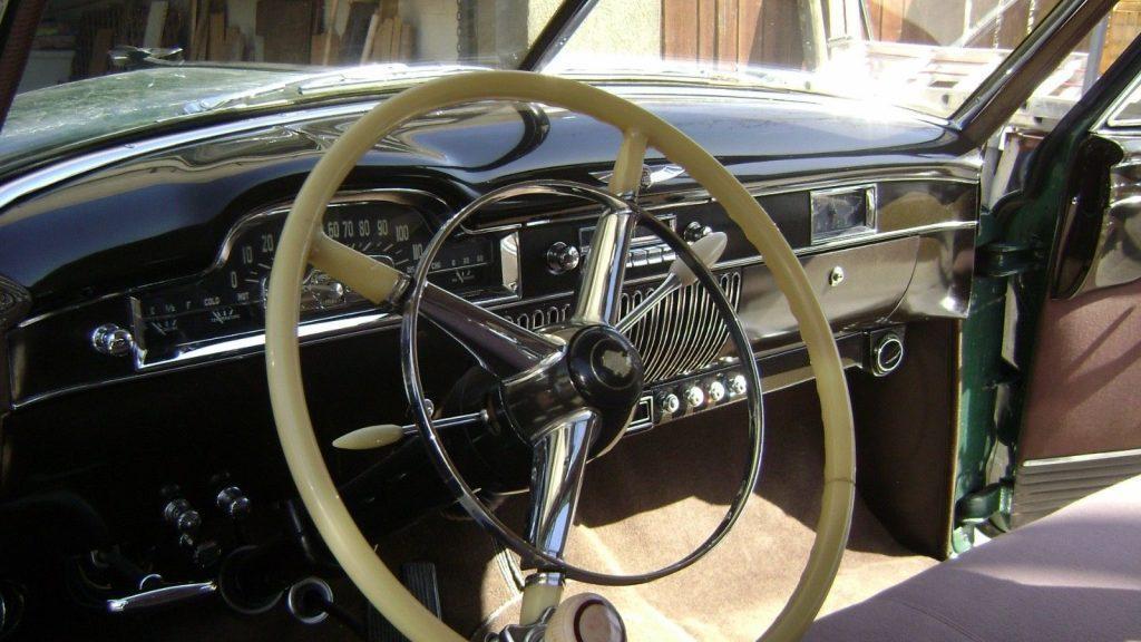 1949 Cadillac Series 62 Sedan
