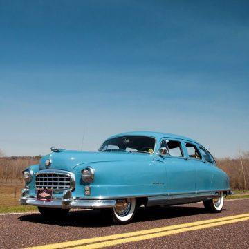 1950 Nash Ambassador zu verkaufen