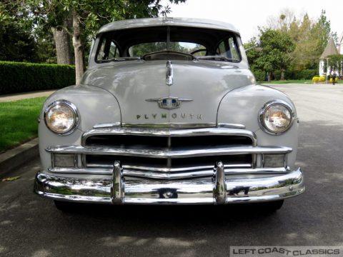 1950 Plymouth Deluxe zu verkaufen