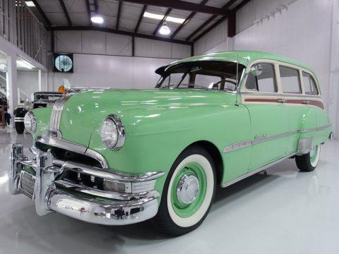 1951 Pontiac Streamliner zu verkaufen