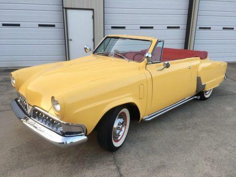 1952 Studebaker Champion Convertible zu verkaufen