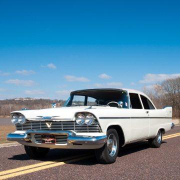 1958 Plymouth Savoy zu verkaufen