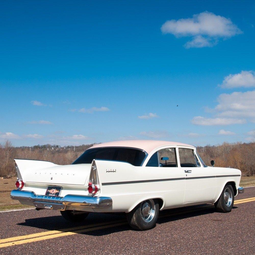1958 Plymouth Savoy