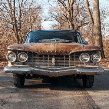 1960 Plymouth Deluxe Suburban zu verkaufen
