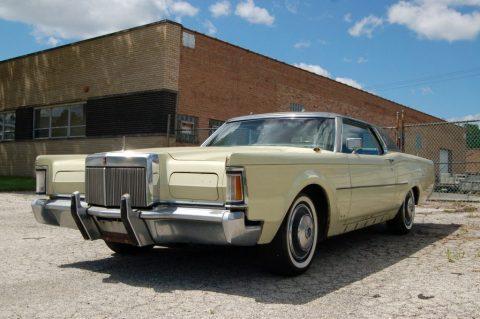 1970 Lincoln Continental Mark III zu verkaufen