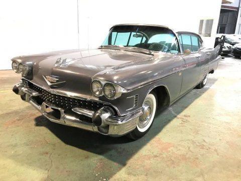 1958 Cadillac Series 62 zu verkaufen