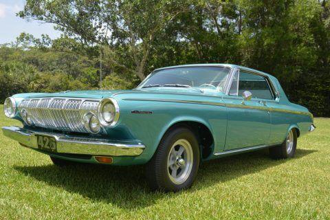 1963 Dodge Polara zu verkaufen