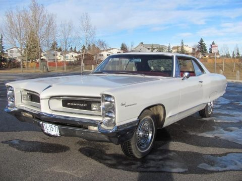 1966 Pontiac Parisienne zu verkaufen