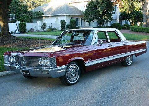 1968 Imperial Crown zu verkaufen