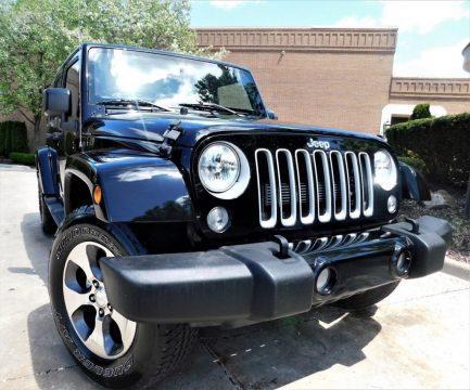 2016 Jeep Wrangler zu verkaufen