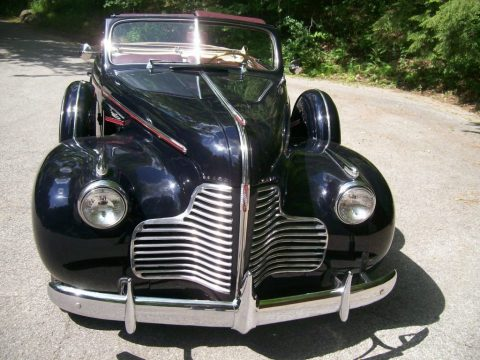 1940 Buick Special Convertible zu verkaufen
