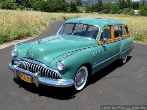 1949 Buick Super Eight zu verkaufen