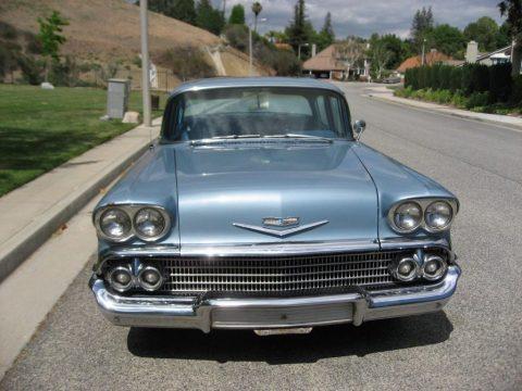 1958 Chevrolet Biscayne zu verkaufen