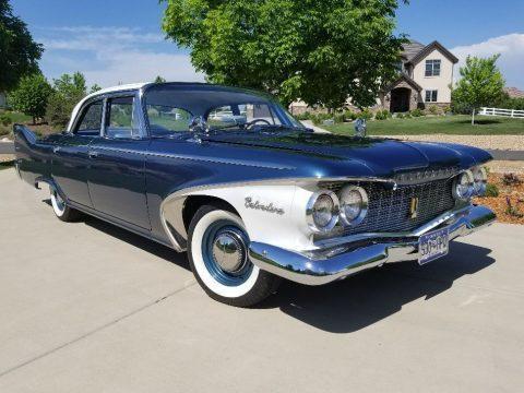 1960 Plymouth Belvedere zu verkaufen