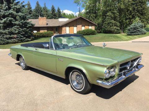 1963 Chrysler Windsor zu verkaufen