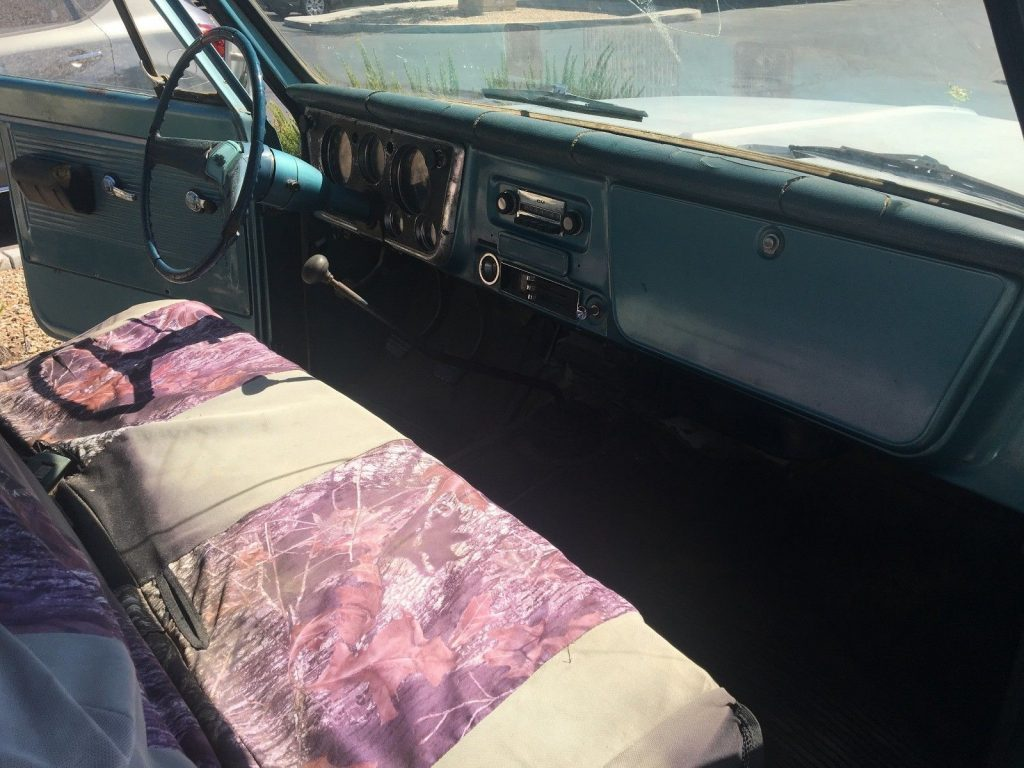1969 Chevrolet C-20