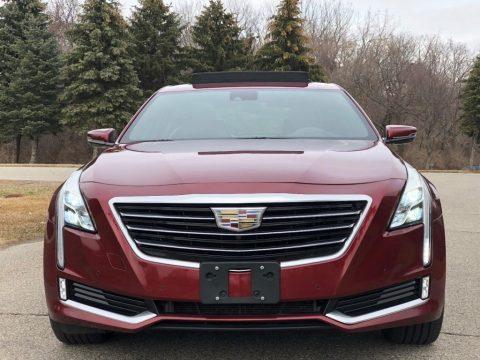 2016 Cadillac CT6 zu verkaufen