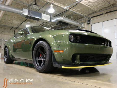 2018 Dodge Challenger SRT Demon zu verkaufen