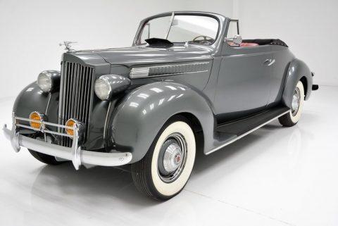 1939 Packard Six Convertible zu verkaufen