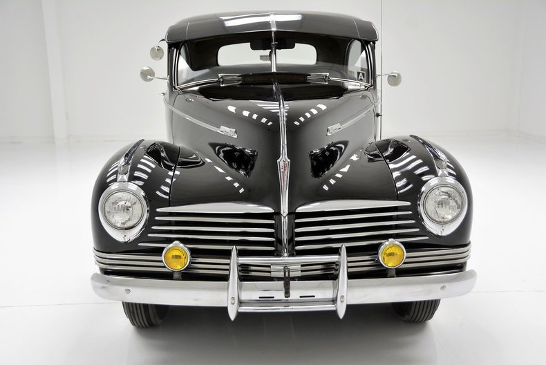 1942 Hudson Six