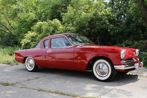1953 Studebaker Commander zu verkaufen
