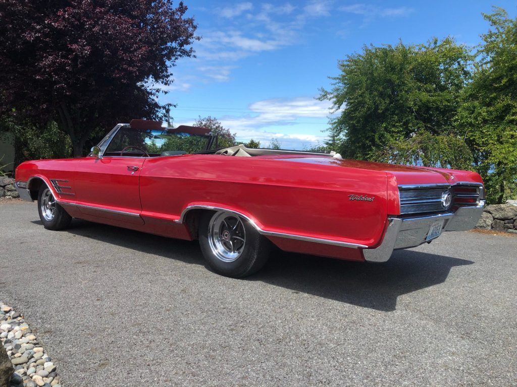 1965 Buick Wildcat Convertible