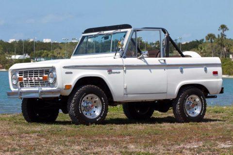 1969 Ford Bronco zu verkaufen