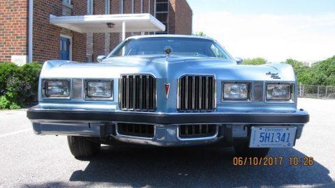 1977 Pontiac Grand Prix SJ zu verkaufen