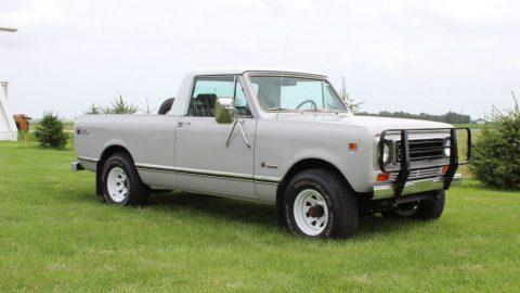 1978 International Harvester Scout zu verkaufen