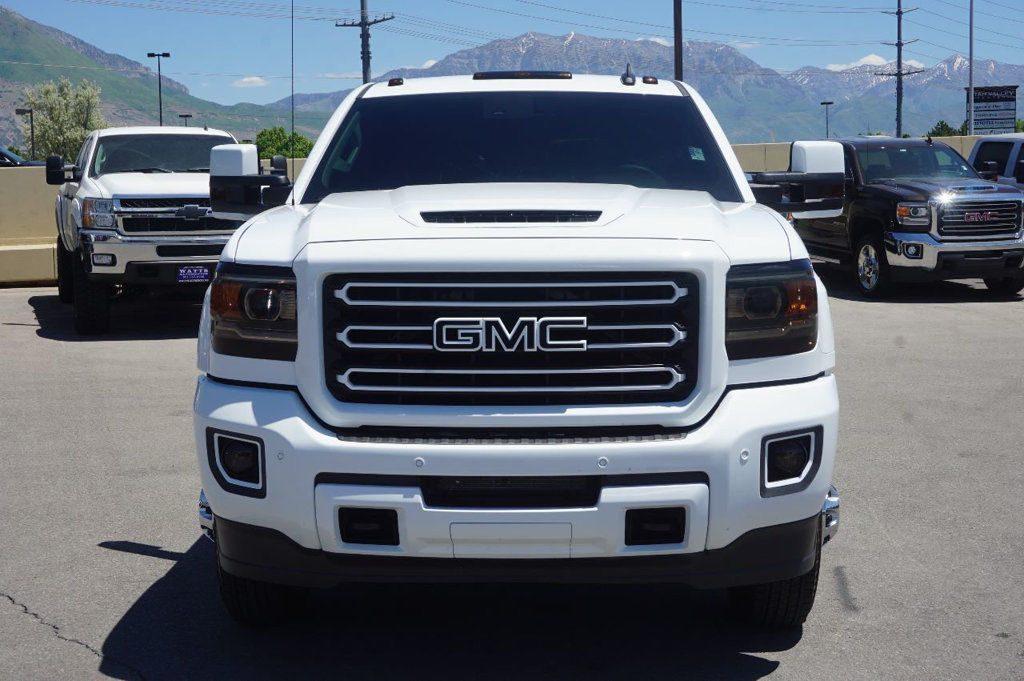 2018 GMC Sierra 3500