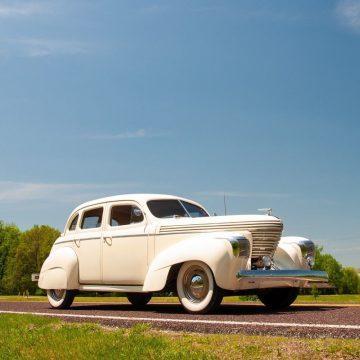 1939 Graham Series 97 Sedan zu verkaufen