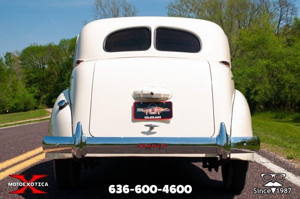 1939 Graham Series 97 Sedan