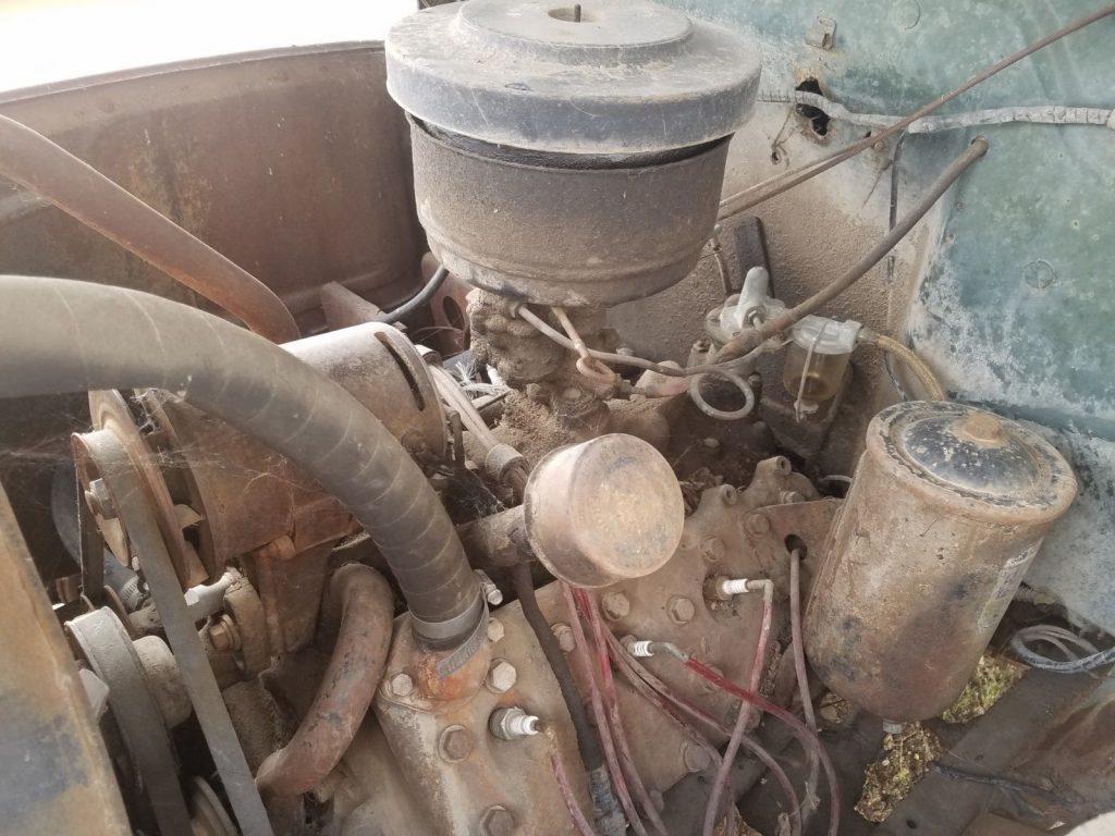 1949 Mercury M-68