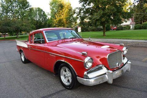 1958 Studebaker Silver Hawk zu verkaufen