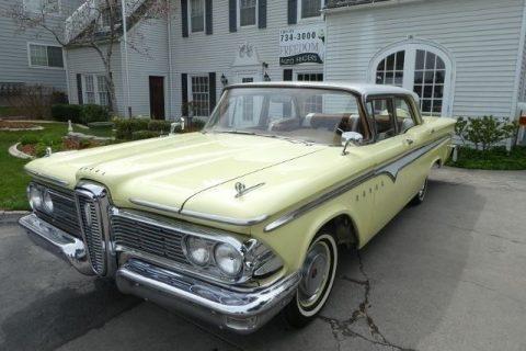 1959 Edsel Ranger zu verkaufen