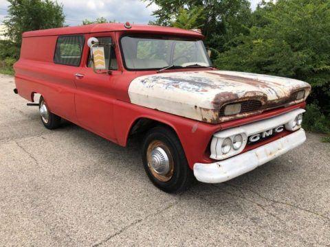 1965 GMC Panel Truck zu verkaufen