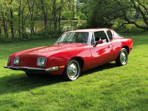 1971 Studebaker Avanti zu verkaufen