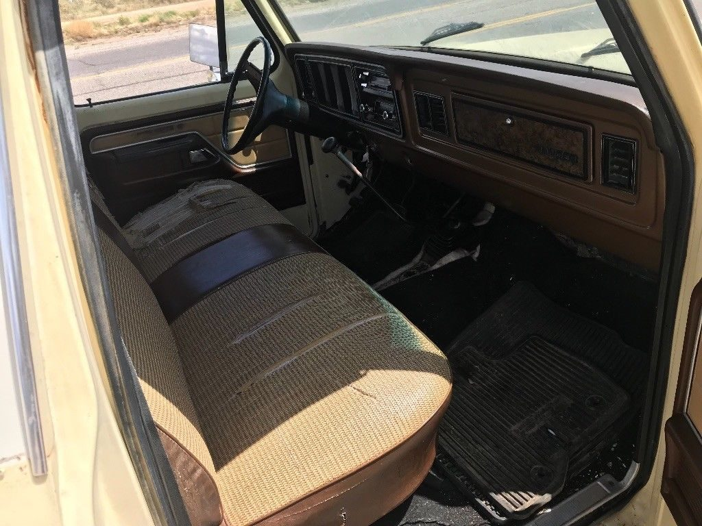 1978 Ford F-150 Ranger