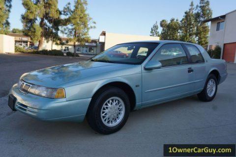 1994 Mercury Cougar XR7 zu verkaufen