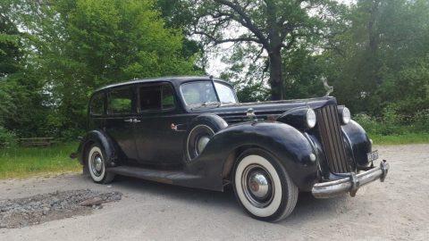 1939 Packard Model 1708 zu verkaufen