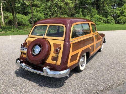 1951 Mercury Wagon zu verkaufen