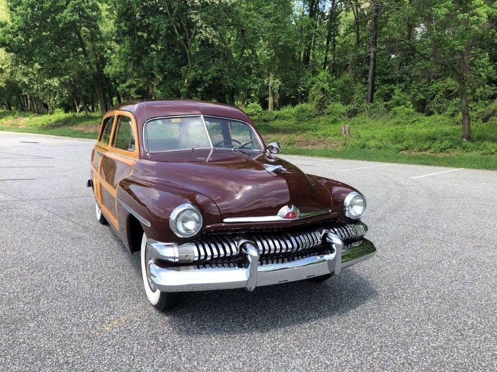 1951 Mercury Wagon