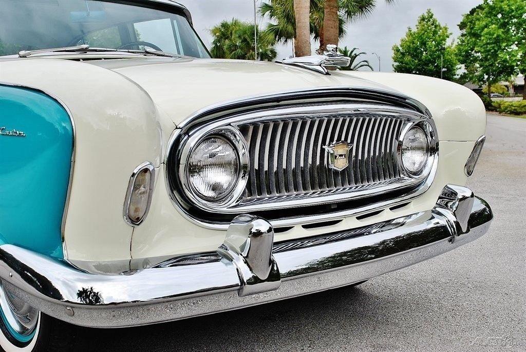 1955 Nash Ambassador