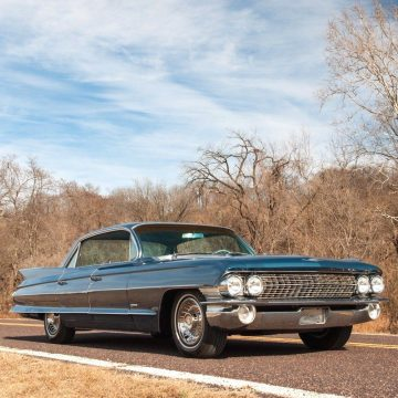 1961 Cadillac Series 62 Sedan zu verkaufen