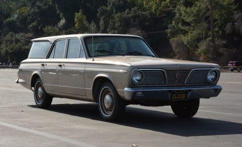 1966 Plymouth Valiant zu verkaufen