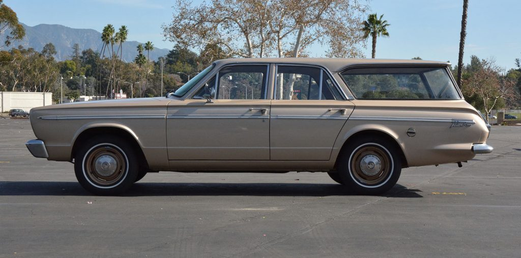 1966 Plymouth Valiant