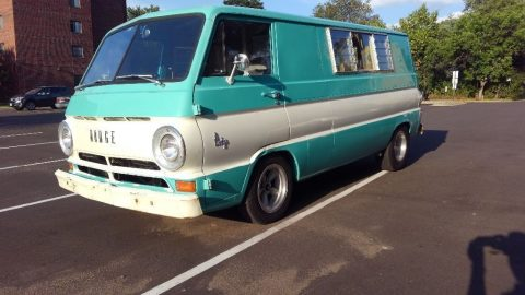 1967 Dodge A 100 zu verkaufen