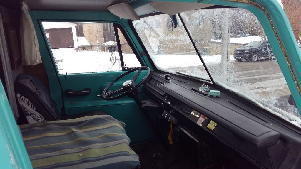 1967 Dodge A 100