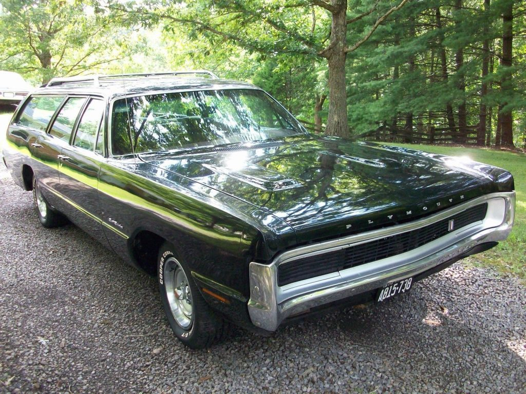 1970 Plymouth Fury