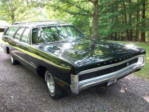 1970 Plymouth Fury zu verkaufen